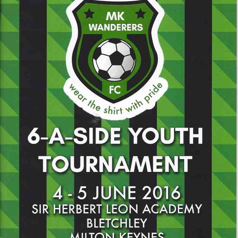 U15 MK Wanderers Tournament 04.06.2016