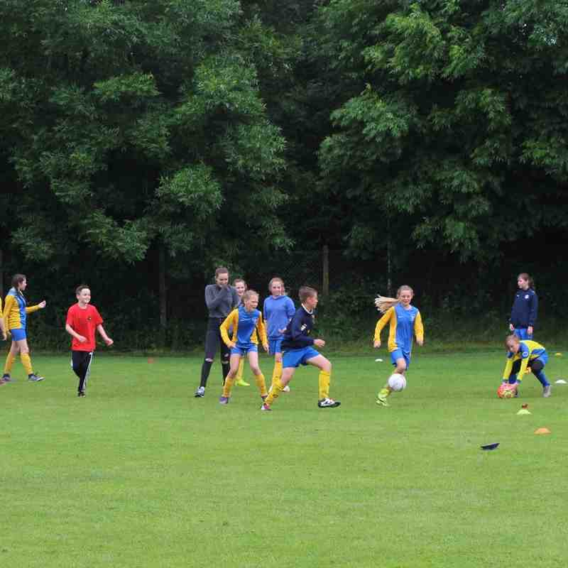 Winslow United Junior Presentation Day June 2016