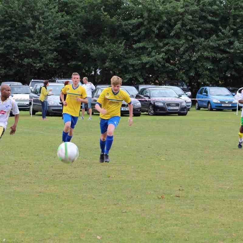 U16 Kempston Tournament 04.09.2016