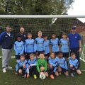 U12 Blues beat Tattenhoe Youth Pumas 8 - 0