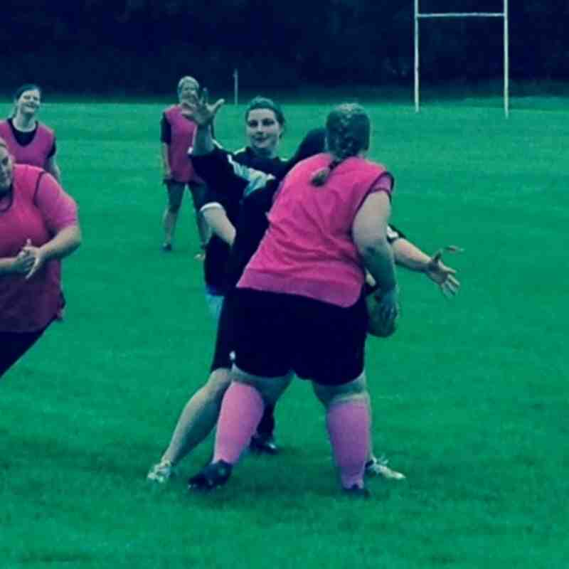 Ladies Development Day Summer 2015