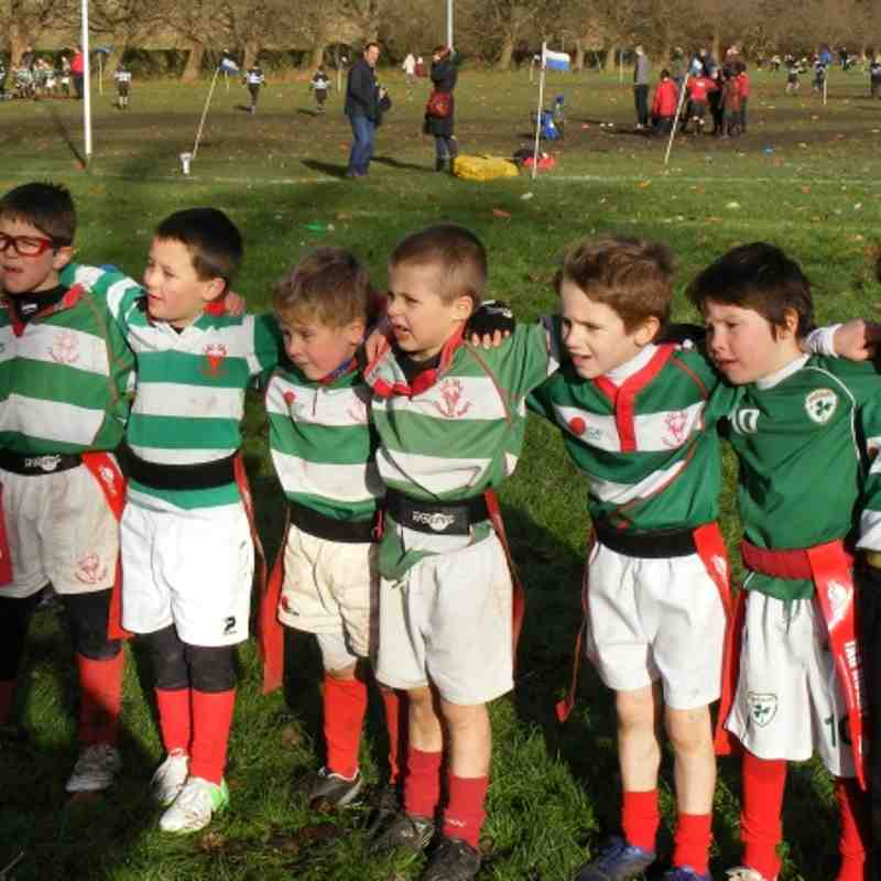 Under 7's away to Chingford