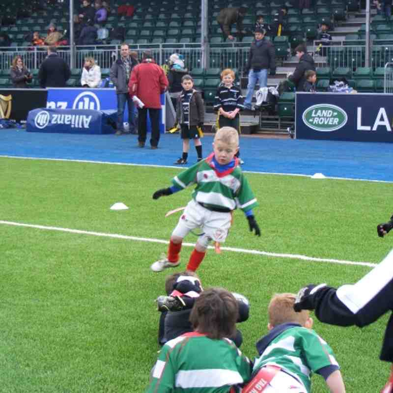 Under 7's Saracens Tournament