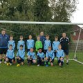 U12 Yellows lose to Mursley United 10 - 1