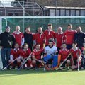 Mens 2nd XI beat Bournemouth 3 3 - 2