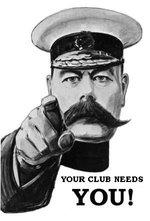 Volunteers Urgently Needed
