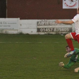 Workington complete Double at Hurst Cross