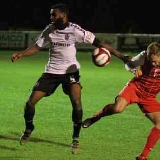 Ashton lose on Penalties