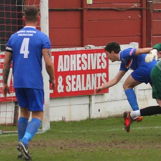 Seasiders Battered at Hurst Cross