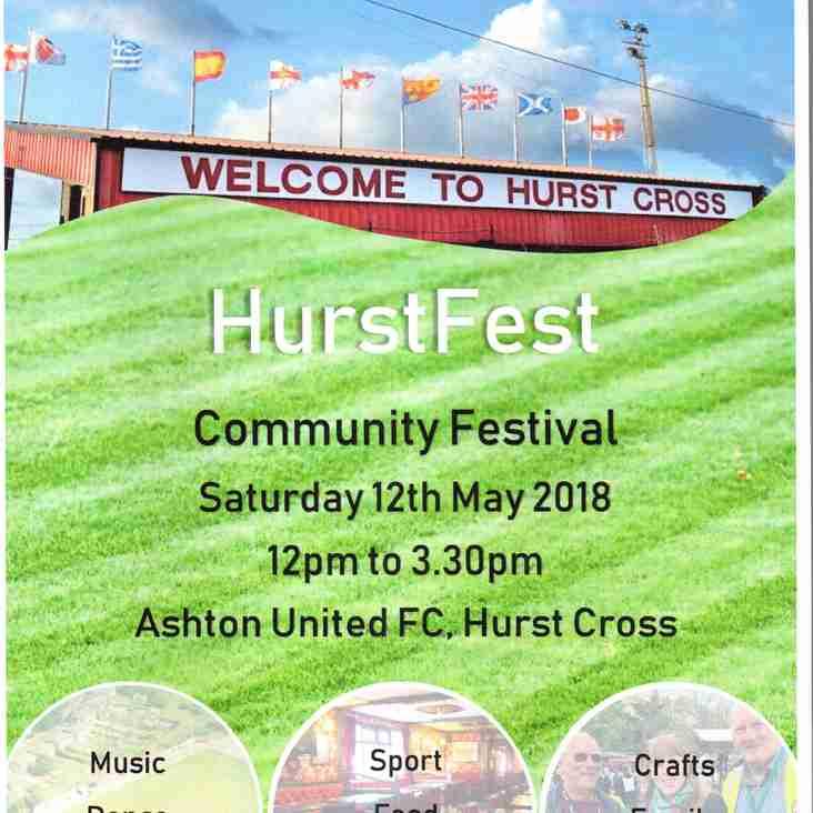 HurstFest 2018