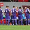 Seven goal thriller at Broadhurst Park