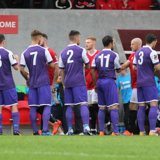Seven goal thriller at Broadhurst Park