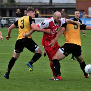 Sandgrounders end FA Cup run