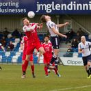 Relegation battle finishes all square
