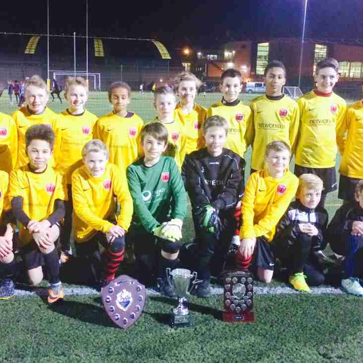 U12's Youth & Colts