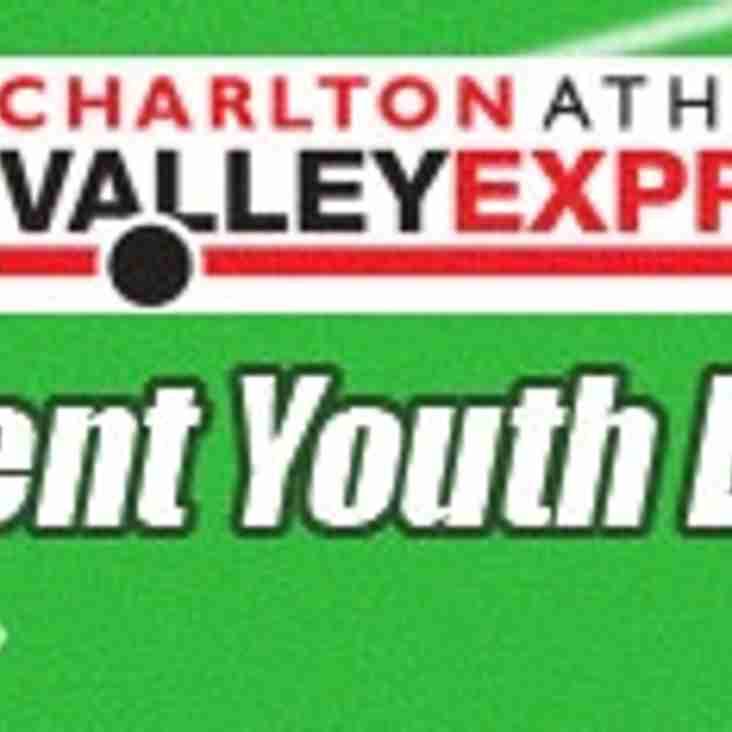 Kent Youth League 2015/2016 Season