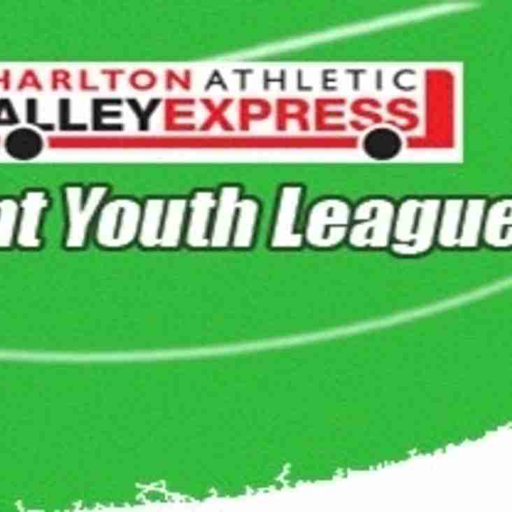 U13's Kent Youth League Dates (2015/16) - TRIAL DATES