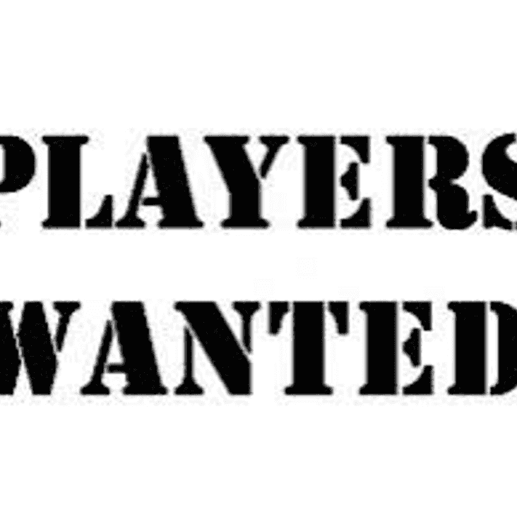 PLAYERS WANTED  U18's '66'