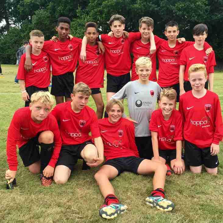U14's SYL 3 - 1 Vinters FC