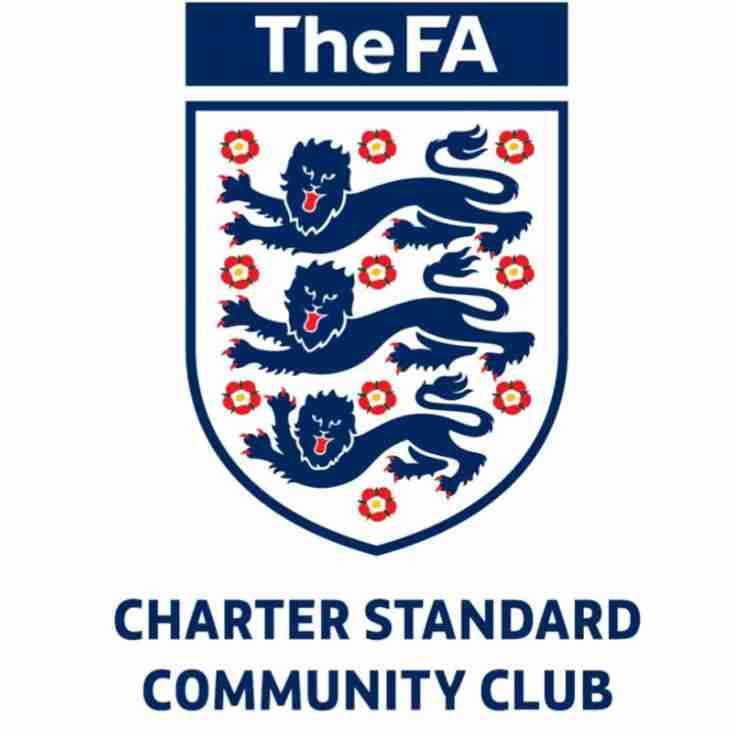 Community Standard Charter Status retained  - 2019/2020
