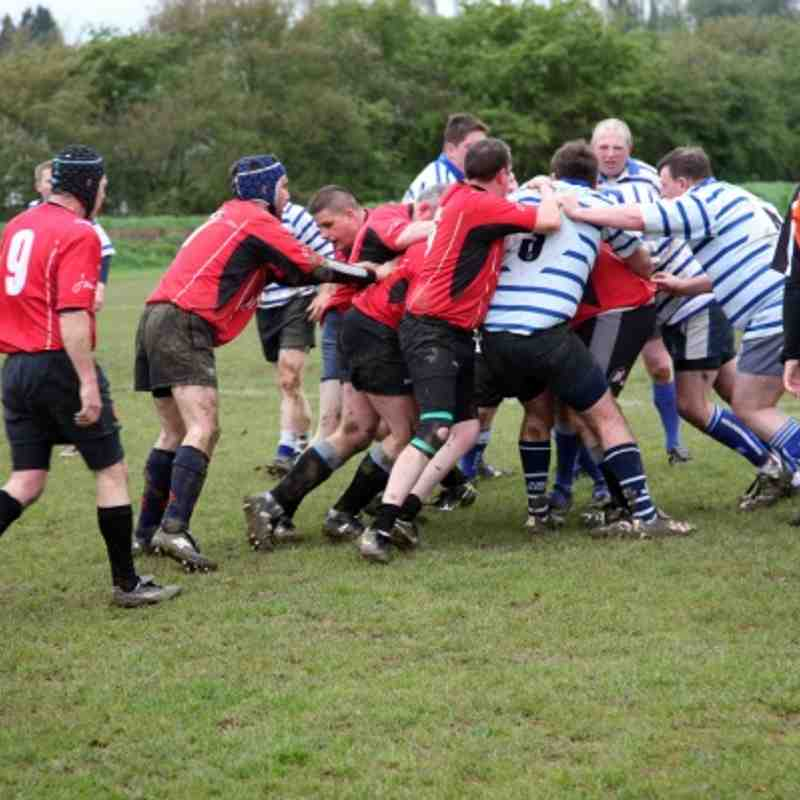 Flatliners Paramedic Rugby Football Club: Market Harborough RUFC