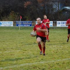 Denbigh v Menai Bridge