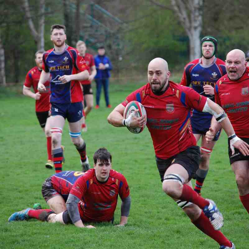 Shotton v Denbigh 01.04.17