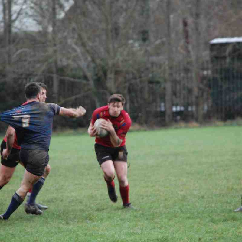 Denbigh v Welshpool