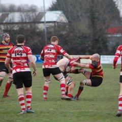 Denbigh v Rhyl Cup Game