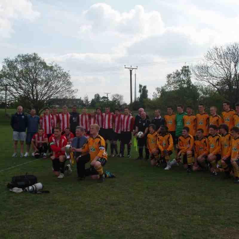 Richardson Cup 25-04-11