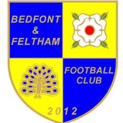 Bedfont & Feltham 1st Team trial day.