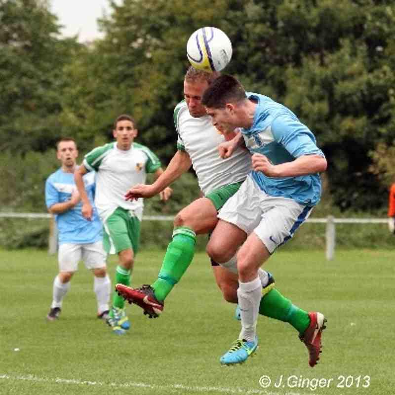 Spelthorne Sports V Bedfont & Feltham 280913 Jsg