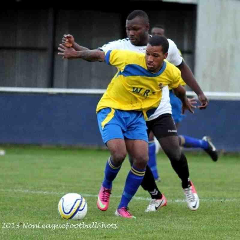 Bedfont & Feltham 3-2 South Kilburn