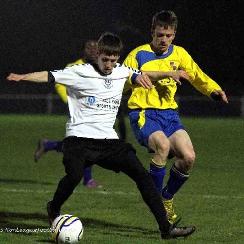 Bedfont & Feltham 3-2 South Kilburn