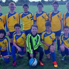 Bedfont & Feltham U13s V Ashtead Colts