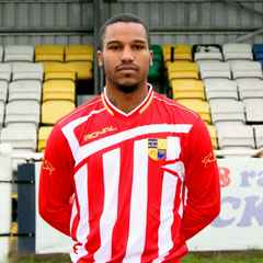 Michael Campbell joins Staines Town..