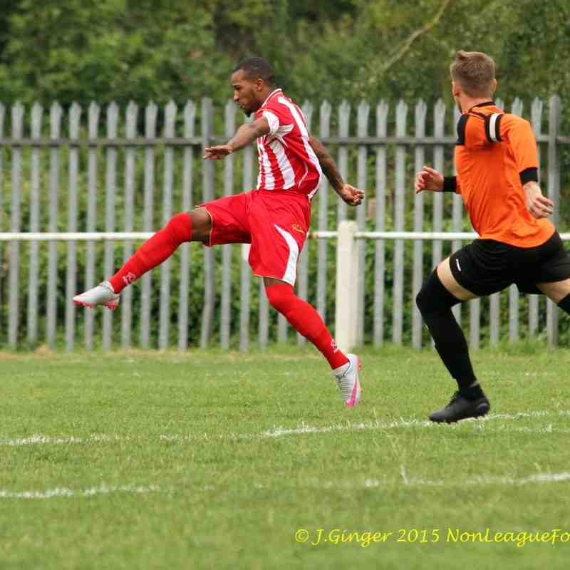 London Tigers 1-1 Bedfont & Feltham