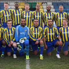 Bedfont & Feltham 2 - 4 Sun Sports