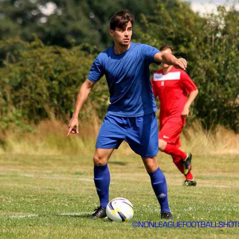 Bedfont & Feltham V Cockfosters FC 230716