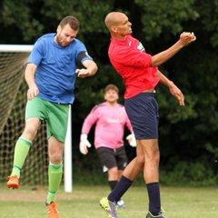 Wraysbury FC 1-2 Bedfont & Feltham FC 300716