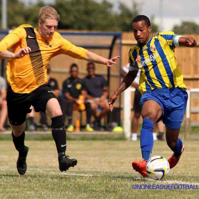 Bedfont & Feltham 0-3 Westfield FC