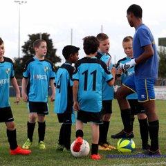 Bedfont & Feltham U10s Blues Penalties