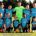 B&FFC U10 Blues lose to Hampton Youth HRBFC Stags - u10 2 - 5