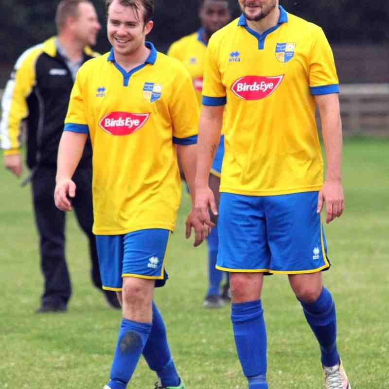 Bedfont & Feltham V Windsor FC 291016 © JSG