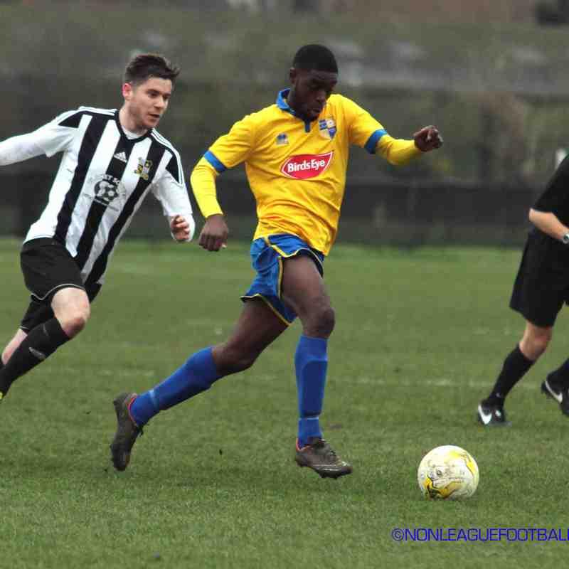 Abbey Rangers V Bedfont & Feltham 070117 ©JSG