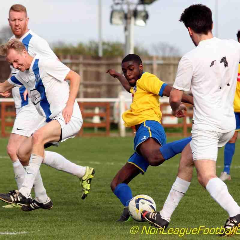 B&F V Spelthorne Sports 010417 ©JSG