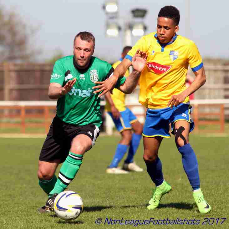 Yellows to host CB Hounslow Utd in final pre-season match this Saturday.