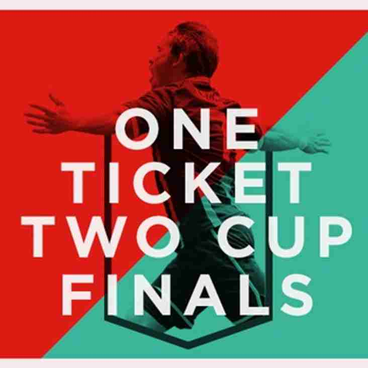 One Ticket 2 Cup Finals