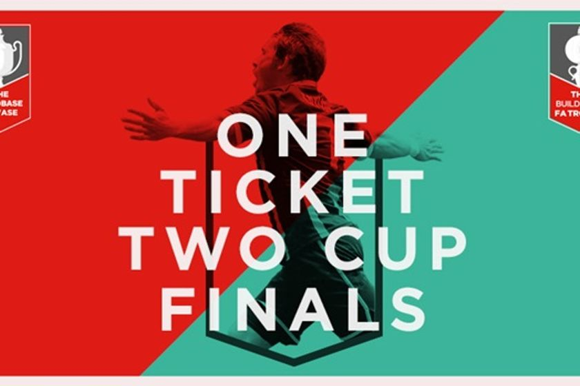 One Ticket 2 Cup Finals