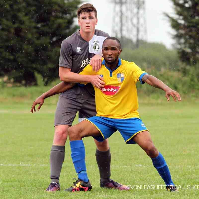 Bedfont & Feltham V CB Hounslow Utd XI 290717 ©J.Ginger